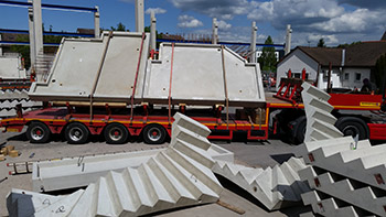 Treppensysteme von Hofmann Bau